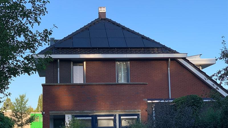 driehoek zonnepanelen kopen
